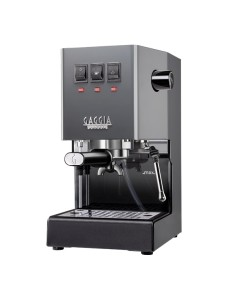 Gaggia New Classic Industrial Gray